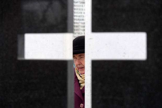 В Киргизии разгромлено христианское кладбище