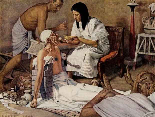 Лечение эпилепсии кровью