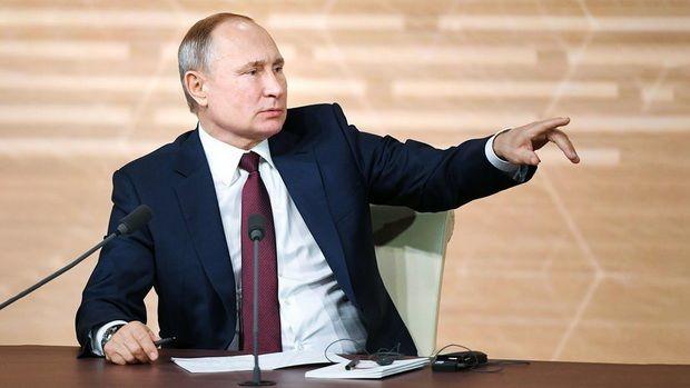 Путин 17 декабря проведет ежегодную пресс-конференцию
