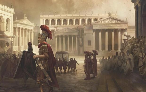 Во времена Римской империи ее воинские части – легионы, слыли непобедимыми во всем тогдашнем цивилизованном мире