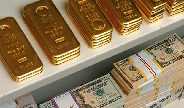 Первый был американский, суть его в создании золотодолларового стандарта.