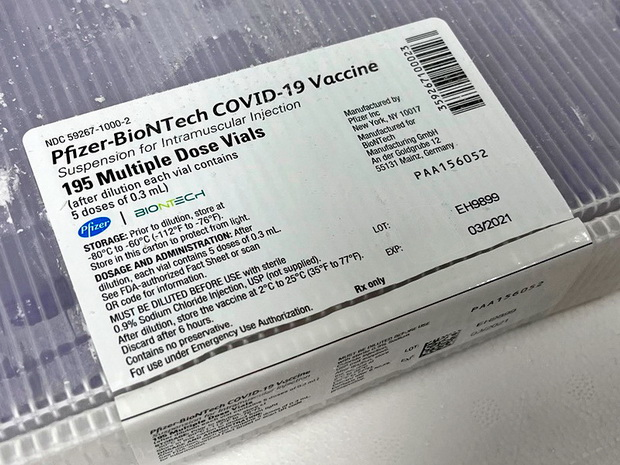 """Глава Глобального альянса по вакцинам и иммунизации (GAVI) Сет Беркли назвал решение Pfizer """"важным шагом вперед на пути к обеспечению равного доступа к вакцинам""""."""
