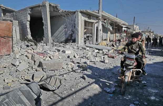 Россия выделит более полумиллиарда долларов на восстановление Сирии