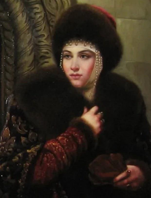 На третьих смотринах Иван решил не скромничать и ему предложили сразу две тысячи девиц.