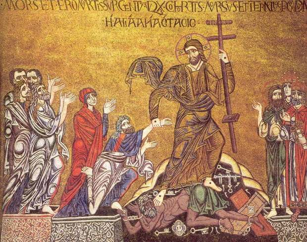 воскресение души и воскресение тела