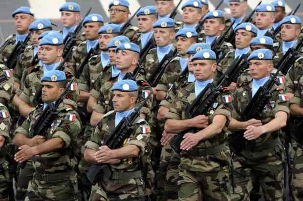 Власти Франции планируют к 2024 году почти наполовину увеличить военные расходы