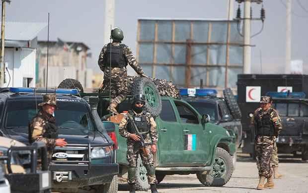 Талибы напали на военную базу в Афганистане