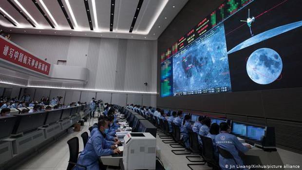 Китай запустит межпланетную станцию к Луне в 2024 году