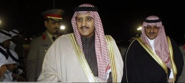 Кроме того, New York Times утверждает, что вместе с ними задержан еще один принц - Наваф ибн Наиф.