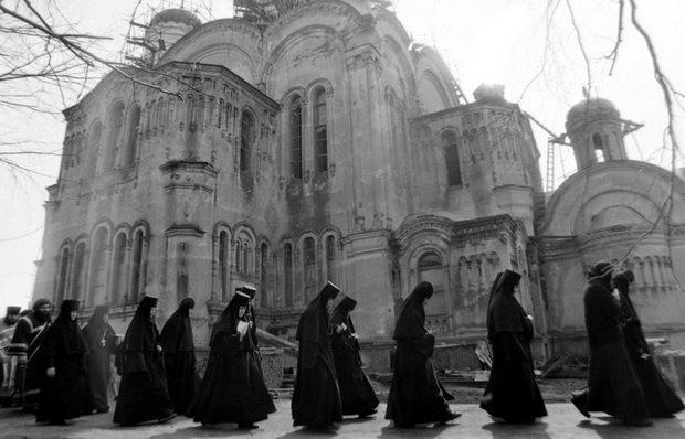 Земля уничтоженных церквей