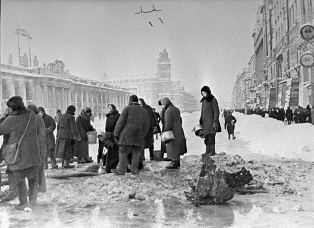 Блокада Ленинграда стала одной из наиболее драматических страниц