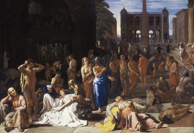 Афинская чума
