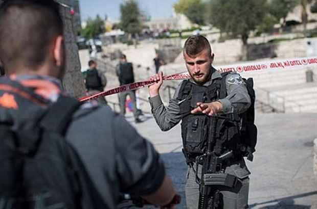 В Иерусалиме произошли столкновения между израильскими полицейскими и мусульманами