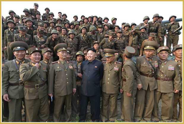 Ким Чен Ын назвал завершение разработки оружия «очень весомым» событием для усиления армии.
