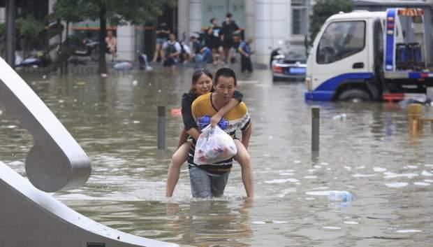 Доклад ООН указывает на взаимосвязь стихийных бедствий по всему миру
