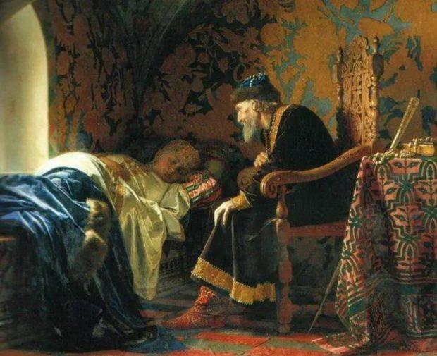 Анастасия благотворно влияла на царя с его крутым нравом, но их семейное счастье продлилось всего 13 лет.