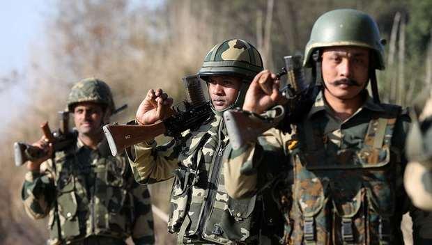 На границе Индии и Китая погибли десятки военнослужащих