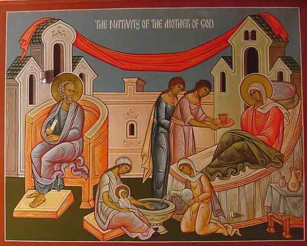 В православной церкви 21 сентября празднуется рождение Пресвятой Богородицы.