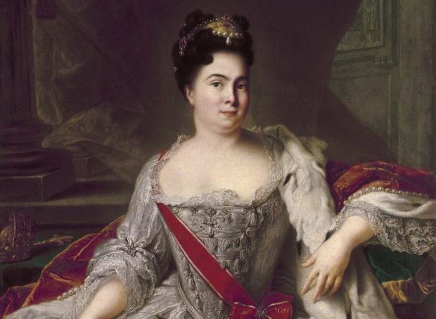 Марта Скавронская получила статус официальной жены и стала Екатериной