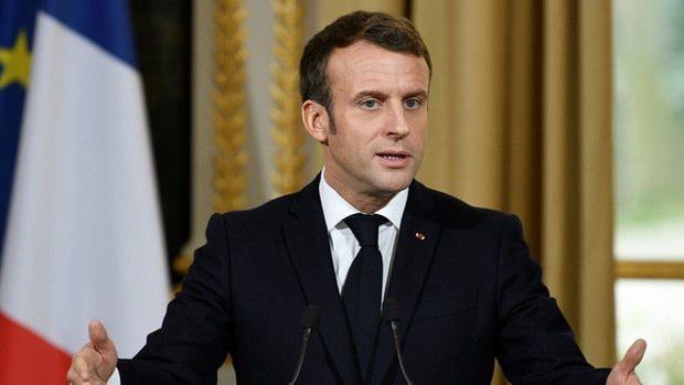 Президент Франции Макрон заявил, что не считает богохульство преступлением