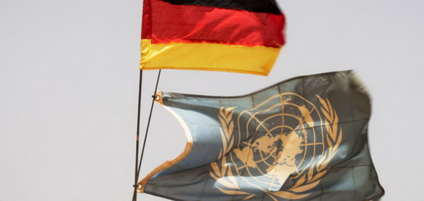 ООН надеется на Германию