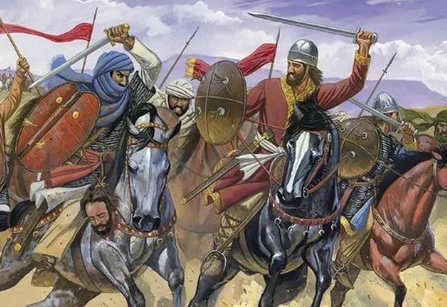 тема викингов и арабов, сильнейших воинов и успешных завоевателей раннего средневековья, сегодня завораживает многих.