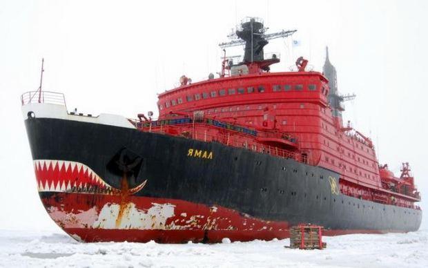 Россия планирует строительство дополнительных ледоколов