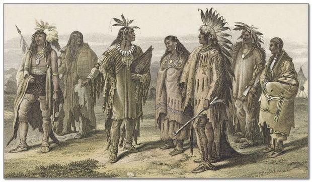 Белые колонизаторы