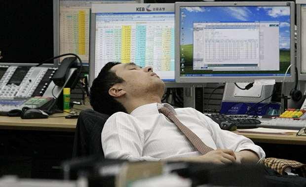 Японцы больше не считают за честь работать сверхурочно