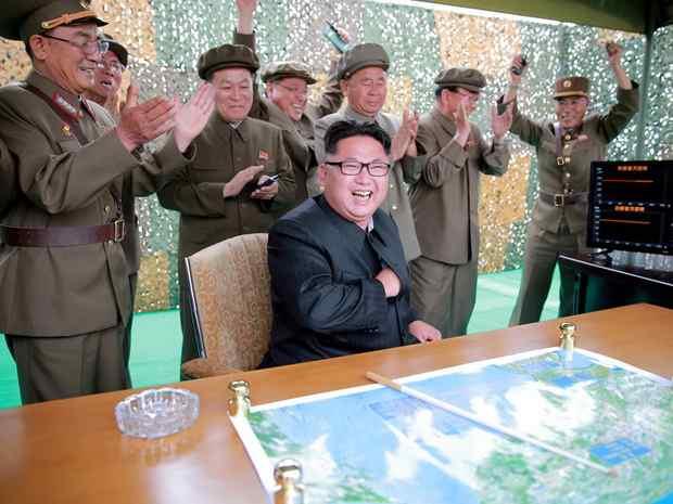 Северокорейская газета анонсировала испытание межконтинентальной баллистической ракеты