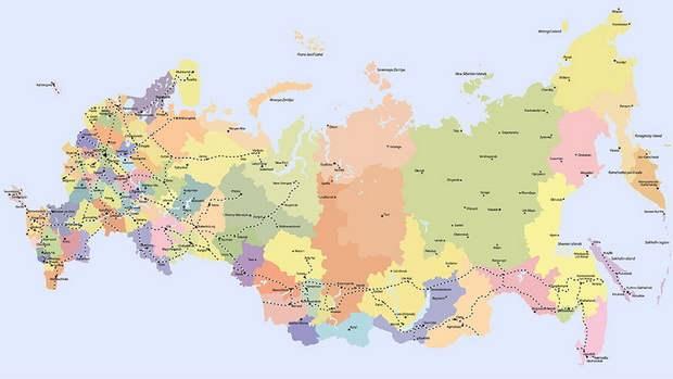 Кремль не исключает возможного объединения регионов