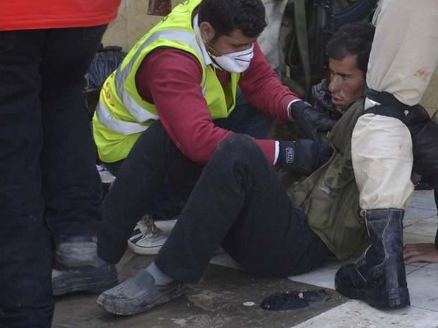 Сирия представила экспертам ОЗХО доказательства применения боевиками иприта