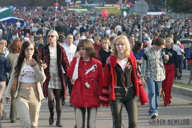 Политическое поведение российской молодёжи носит выраженный пассивный характер.