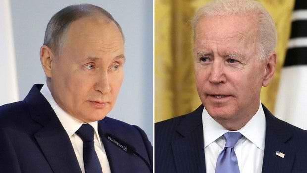 Путин назвал главные цели саммита с Байденом