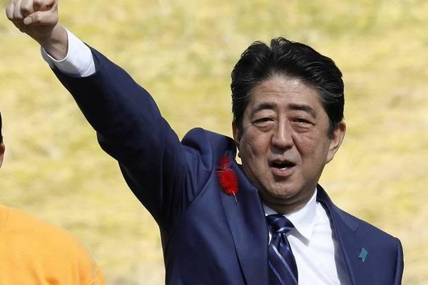 Абэ рассказал о возвращении Южных Курил Японии