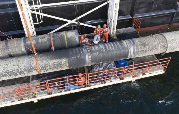 Норвежская компания подтвердила остановку сертификации «Северного потока – 2»