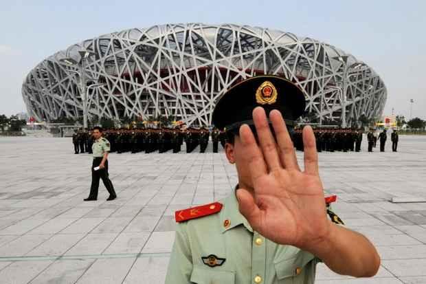 Китай может начать контролировать глобальную сеть Интернет с 1 октября