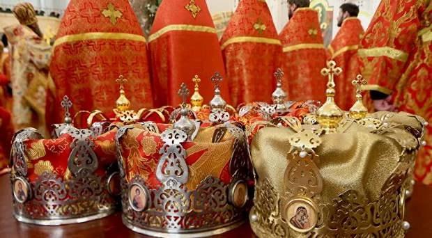 Можно ли венчаться православным с католиками и протестантами?