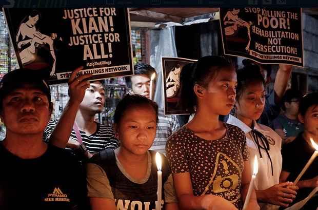 Президент Филиппин Родриго Дутерте, прославившийся своими скандальными выходками и заявлениями, в субботу попытался унизить главного правозащитника страны