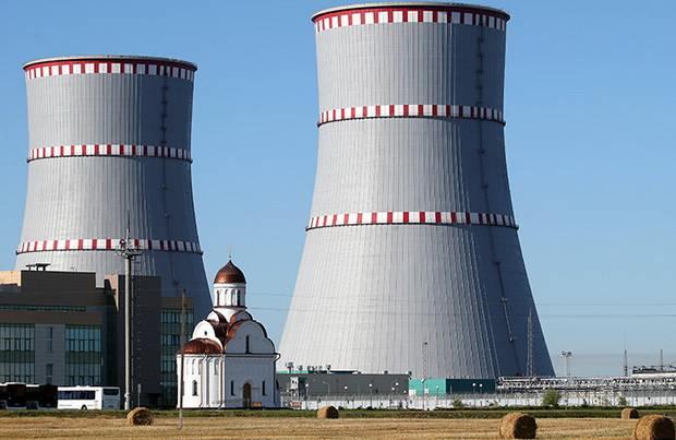БелАЭС началa работу: запустили первый энергоблок