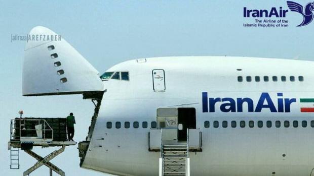 Иран прислал в Катар пять самолетов с продовольствием