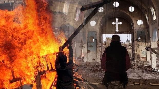 Пандемия усугубила притеснение христиан