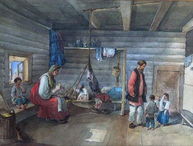В жестокие голодные годы в ряде районов России не бывало и лебеды. Например, в Архангельской губернии, когда не хватало муки, толкли сосновую кору, траву вахку.