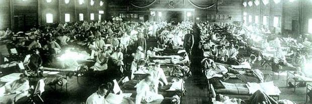 В рамках вебинара, проходившего под лозунгом: «Нет вакцинации в 2018 году!», доктор Ребекка Карли рассказала правду о жутких событиях, произошедших в 1918 году.