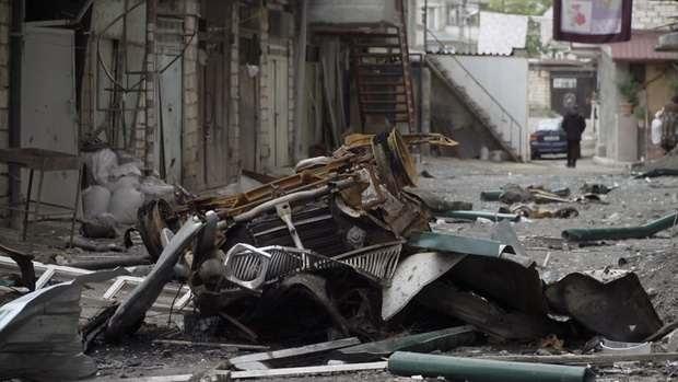 Нагорный Карабах после объявления перемирия: обстрелы продолжаются