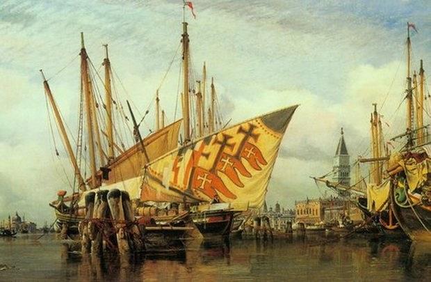 Эдвард Уильям Кук: из серии работ, посвященных морской теме