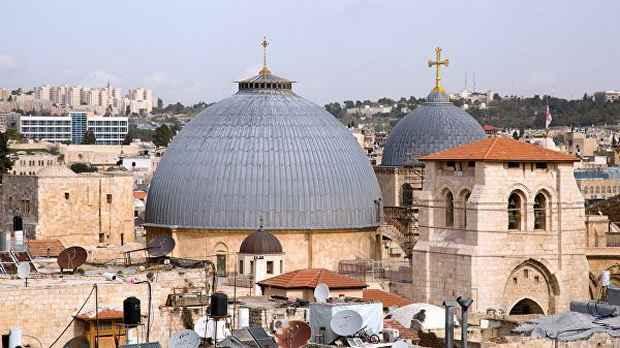 В Иерусалиме ужесточили проверку духовенства с Украины