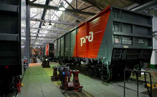 ФАС предложила лишить РЖД всех грузовых вагонов