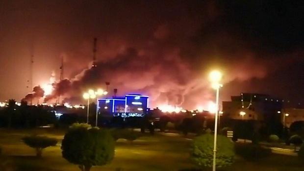 Атаки на Эр-Рияд