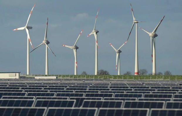 Как меняется энергетика Британии